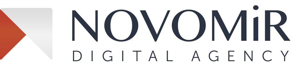 "Digital Agency ""Novomir"" - Новомир Лобанов"