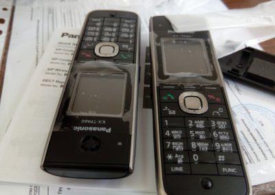 Внедрение SIP-телефонов Panasonic TGP600 от Mango Office